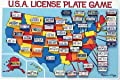 Melissa & Doug Children's License Plate Game