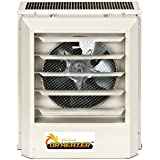 Dr Infrared Heater Heavy Duty Electric Fan Unit Heater, 208V/3KW