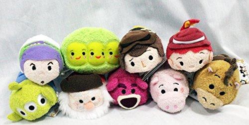 Disney Tsum Tsum Para Colorear Buzz Lightyear: Disney Store Toy Story Tsum Tsum Complete Set Of 9 Mini 3