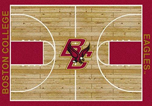 Boston College Milliken NCAA Home Court Area Rug (7'8