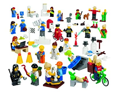 LEGO® Minifigure, Education Community  Set - Item #4598355