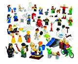 LEGO Education Community Minifigures Set 4598355 (256 Pieces) (Toy)