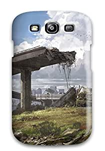 Brandy K. Fountain's Shop 5416165K90827331 Galaxy S3 Cover Case - Eco-friendly Packaging(the Last Of Us)