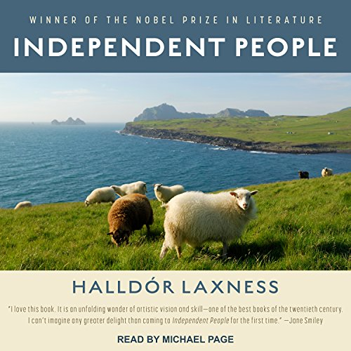 Independent People by Tantor Audio