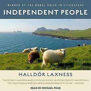 Independent People Audiobook