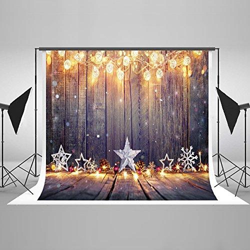 Kate 7ft(W) x5ft(H) Christmas Photo Backdrop Christmas Photography Backdrops Microfiber Christmas Decorations