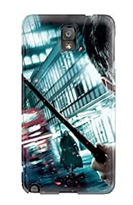 Defender Case With Nice Appearance (harry Potter Deathly Hallows Part 2) For Galaxy Note 3