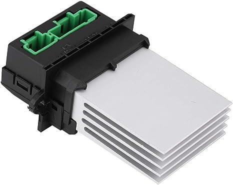 Resistencia para ventilador de motor del ventilador del calefactor con arn/és de cableado del conector 6441.L2 para P-eugeot C-itroen R-enault 7701048390