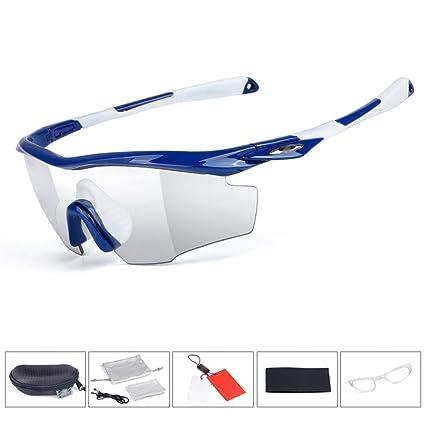 Amazon.com: Gafas de sol polarizadas FGND Gradient para ...