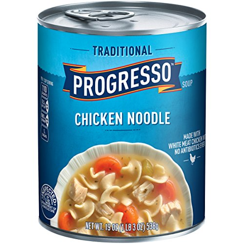 Progresso Chicken Noodle Soup, 19 oz