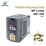 VFD 220V 5.5KW 7.5HP Variable Frequency Drive CNC