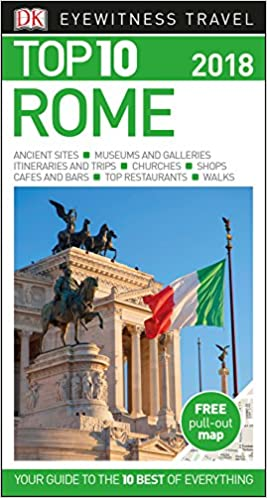 Top 10 Rome DK Eyewitness Travel Guide Amazoncouk 9780241277225 Books