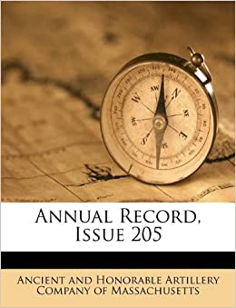 Annual Record, Issue 205