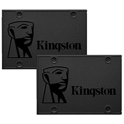 Kingston 2 Pack A400 SSD 240GB (480GB) SATA 3 2.5 Solid State Drive SA400S37