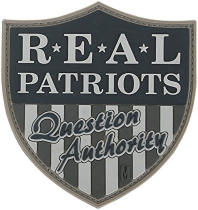 Maxpedition Real Patriots Patch, árido: Amazon.es: Deportes y aire libre