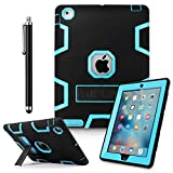 iPad 4 Case, iPad 3 Case, iPad 2 Case with Screen Protector