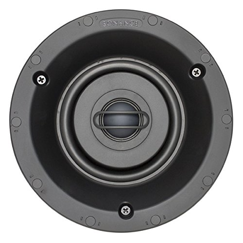 Sonance VP46R Visual Performance In-Wall Speakers, White (Pr.)