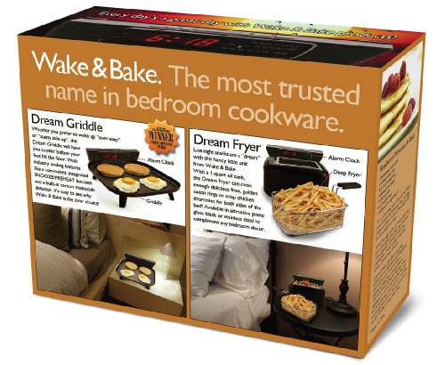 Prank Pack Wake and Bake Dream Griddle