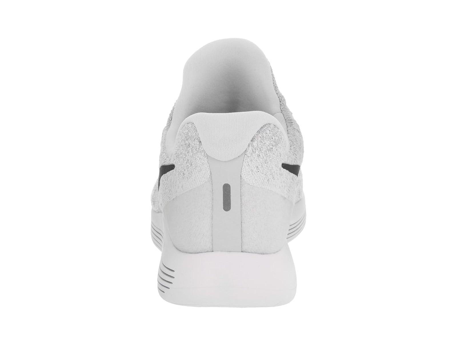 Nike Womens Lunarepic Low Flyknit 2 White/ Variation - 3