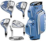 Cobra XL Complete Set Blue-White (Right Hand, Graphite) Review