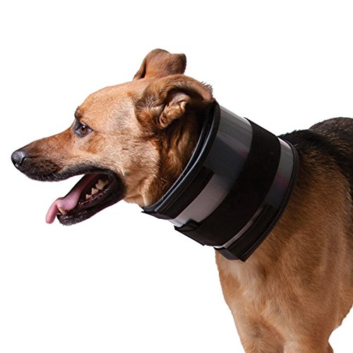 Large KVP Bite Free Collar Fits 21-25-Inch Neck, 6-Inch Wide
