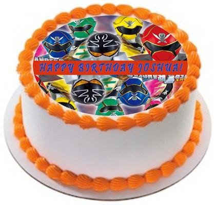 Swell Power Rangers Cake Toppers Shop Power Rangers Cake Toppers Online Funny Birthday Cards Online Inifodamsfinfo