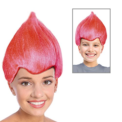 Troll (Pink Costumes Wig)