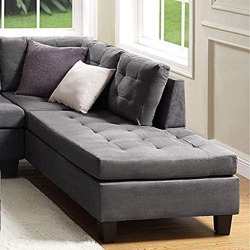 home, kitchen, furniture, living room furniture,  living room sets 10 image Harper & Bright Designs Sofa Sectional Sets 3-seat deals