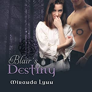 Blair's Destiny Audiobook