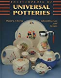 Encyclopedia of Universal Potteries, David J. Chorey, 1574325914