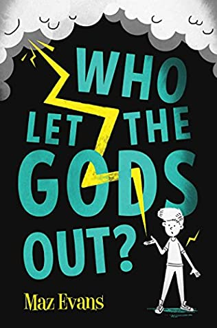 book cover of Who Let the Gods Out?