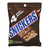 Snickers Chocolate 4 Pack 208g