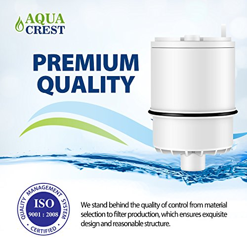 AQUACREST RF-3375 Replacement Water Filter, Compatible with Pur RF-3375 Faucet Water Filter (Pack of 3) by AQUA CREST (Image #5)
