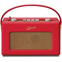 Roberts Radio R300R Revival Radio (Red)