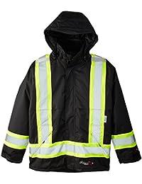 Professional Insulated Journeyman FR Waterproof Flame Resistant Jacket