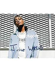 Juice Wrld rapper reprint signed autographed 11x14 poster photo #5 RP