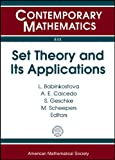 Set Theory and Its Applications, , 0821848127