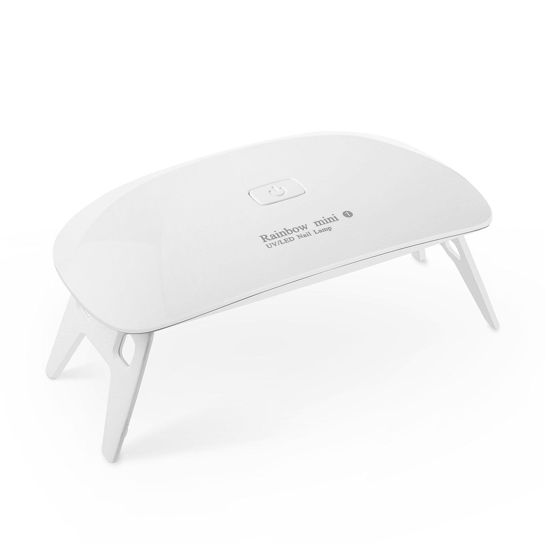 Lampara Led Uñas Maxcio Mini W Secador de gel de Uñas UV