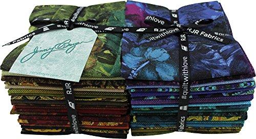 Jinny Beyer Casablanca 37 Fat Quarter Bundle RJR Fabrics by RJR Fabrics