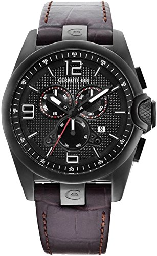 CERRUTI MERCURIO Men's watches CRA088G223G