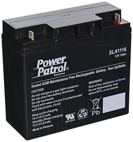 Interstate Batteries SLA1116 -