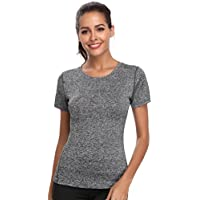Dri Fit T Shirts for Women Running TShirts Workout Base...