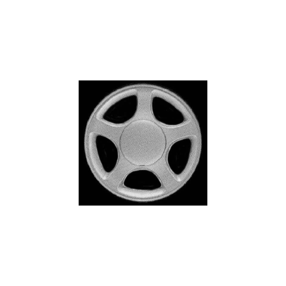 00 01 FORD MUSTANG ALLOY WHEEL RIM 16 INCH, Diameter 16, Width 7.5 (5 SPOKE), BRIGHT SILVER, 1 Piece Only, Remanufactured (2000 00 2001 01) ALY03376U20