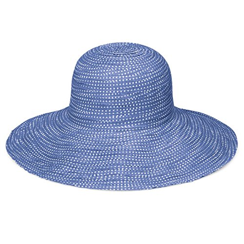 Wallaroo Hat Company Women's Scrunchie Sun Hat - Lightweight and Packable Sun...