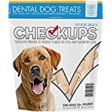 Checkups- Dental Dog Treats, 1Pack (48oz (24 Count Each )) Ak%Hles