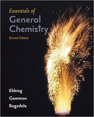 Essentials of General Chemistry: Darrell Ebbing, Steven D Gammon ...