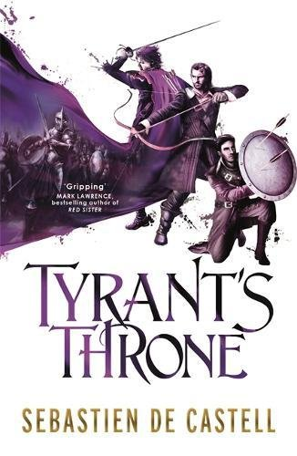 Read Online Tyrant's Throne: The Greatcoats Book 4 pdf