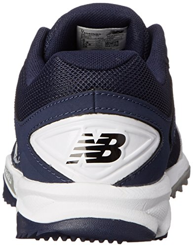 New Balance Herren T4040V3 Rasen Baseball-Schuh Marine / Weiß