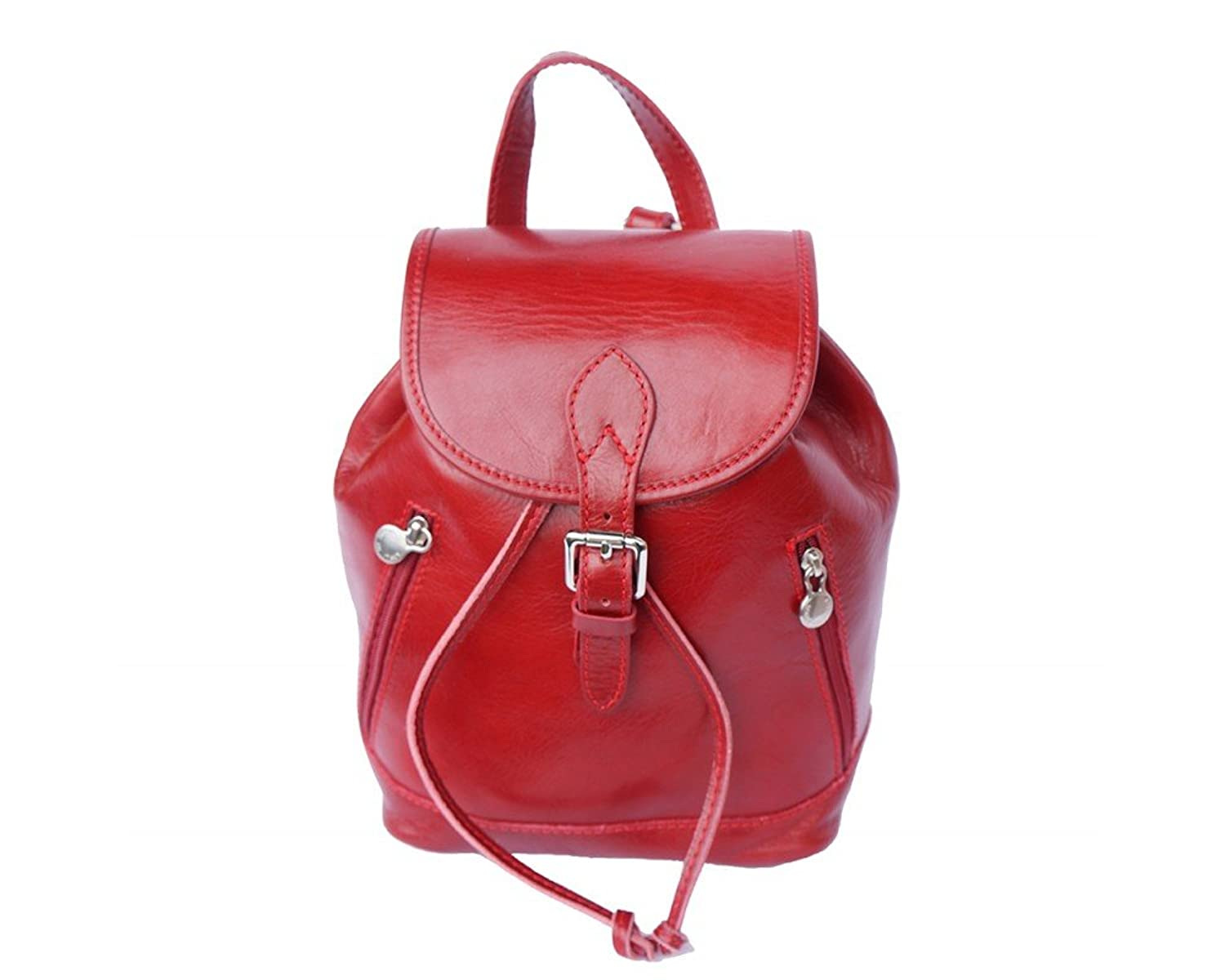 LaGaksta Italian Leather Backpack Purse and Shoulder Bag