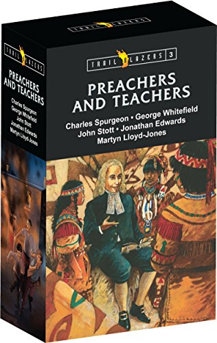 Trailblazer Preachers & Teachers Box Set 3 (Trail Blazers)